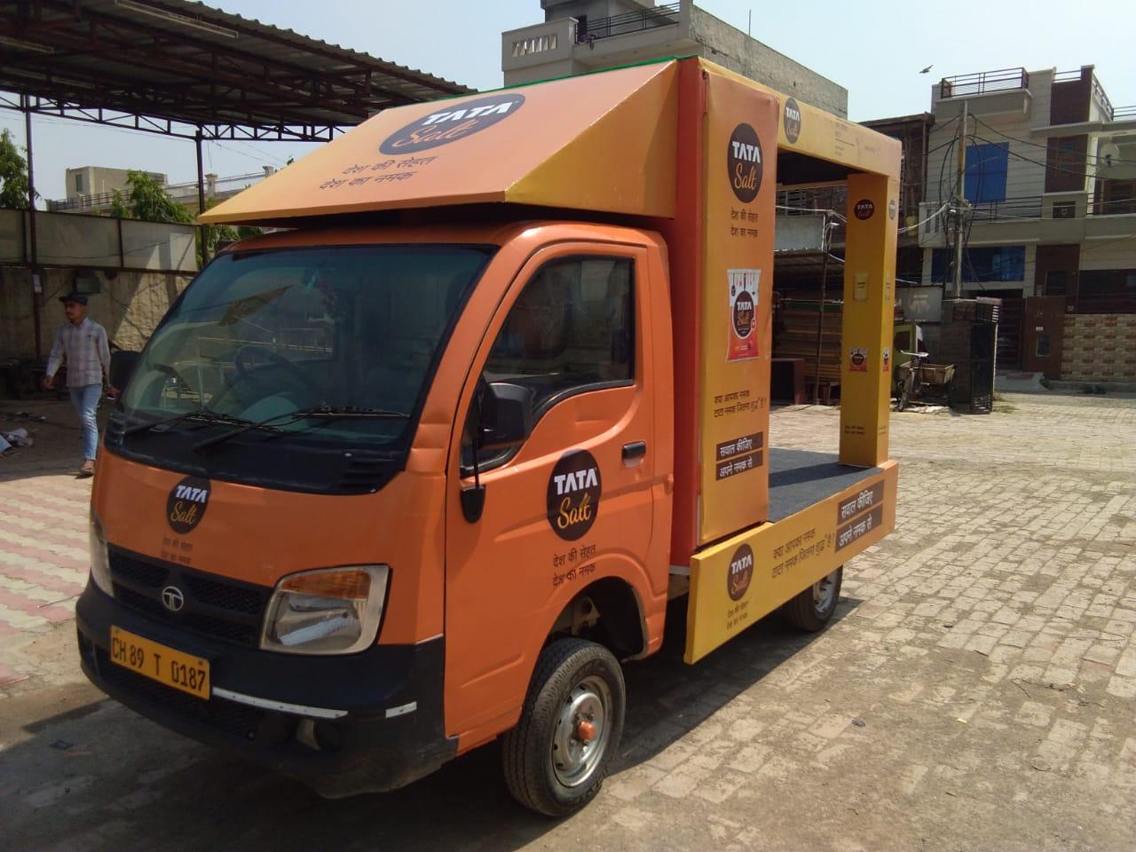 Van Show Campaign