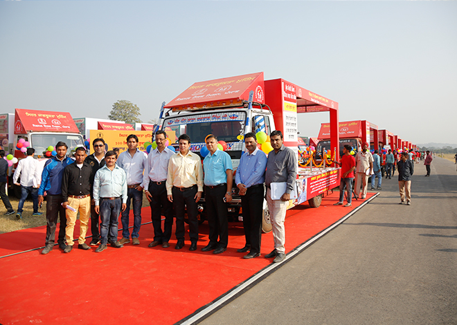 road show management company in chandigarh