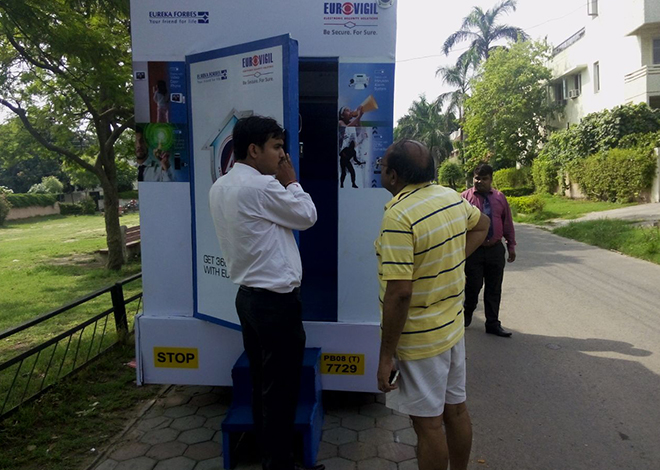 road show company in chandigarh