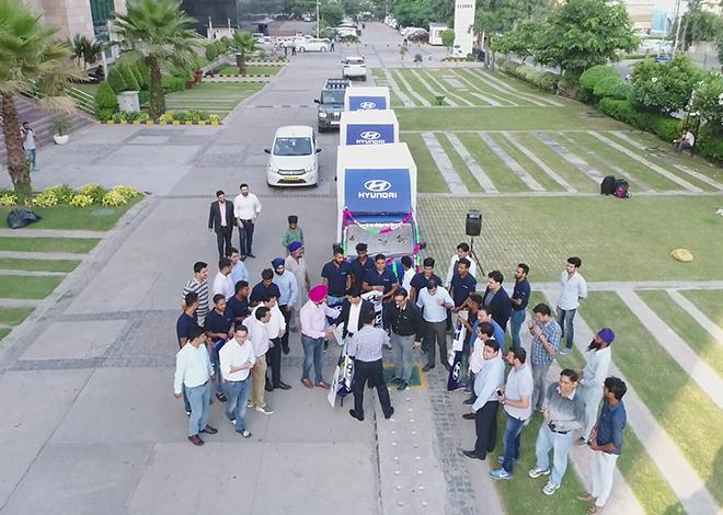 road show organization