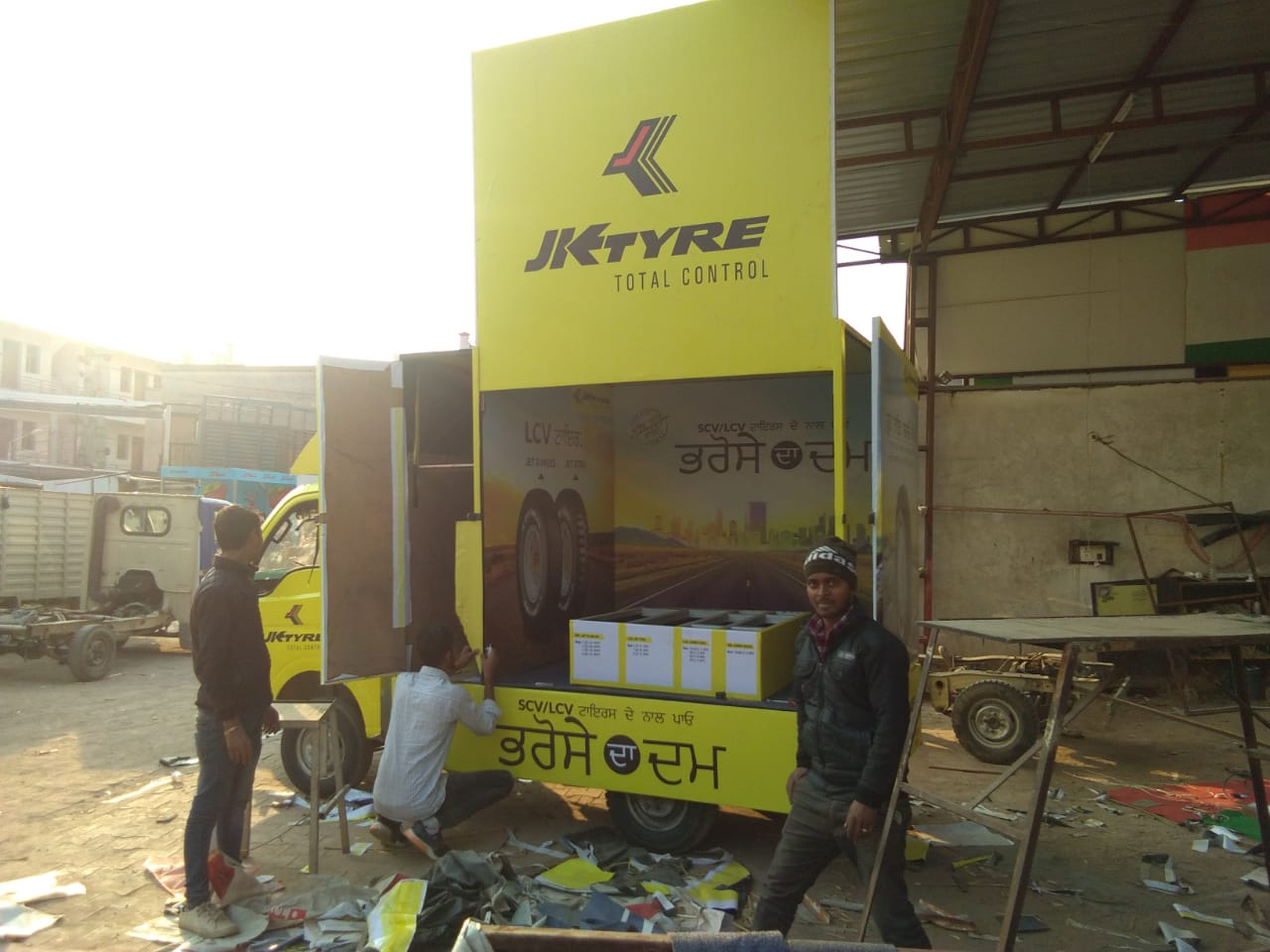Outdoor Branding in Tamil Nadu