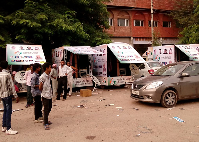 election campaign management companies in chandigarh