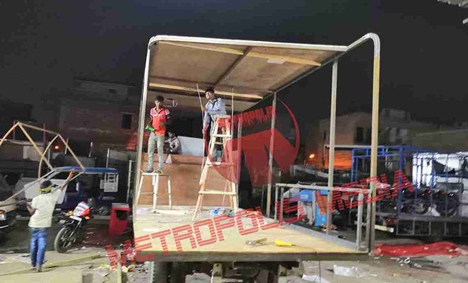 fabrication advertising in chandigarh