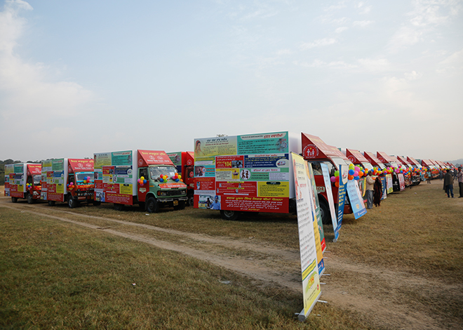 best road show services in chandigarh