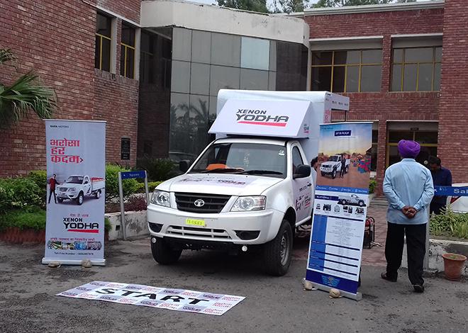 chandigarh road show company