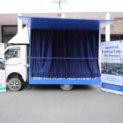 Led Mobile van show service in UP