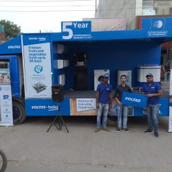 Video Mobile van show company in South india