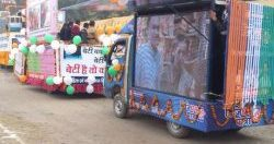 best LED Mobile van campaign in Hyderabad