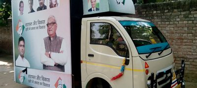 LED Mobile Van Campaign on hire in Chandigarh