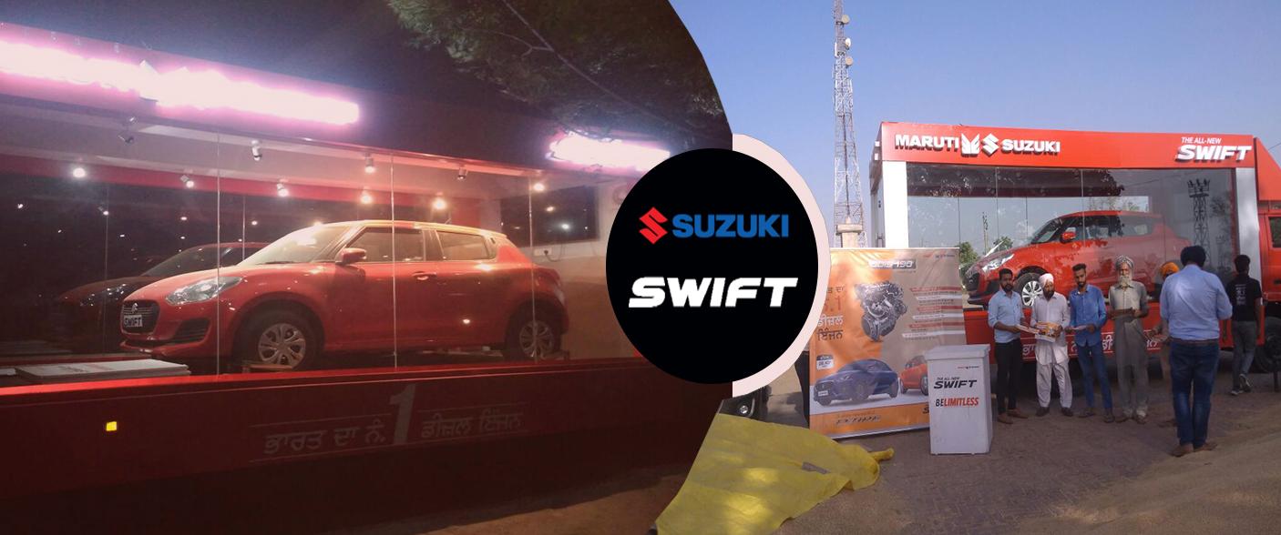 Best Mobile Van Road Show Agency in Hyderabad
