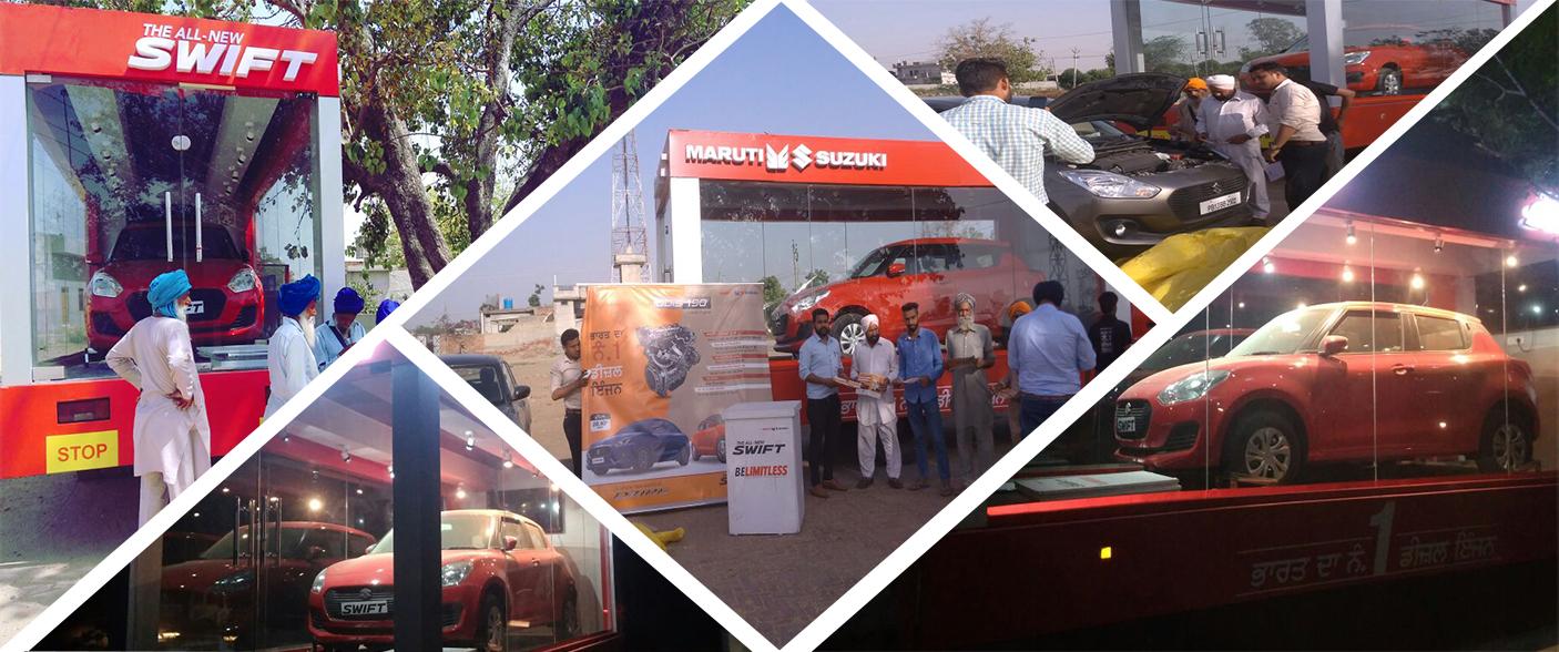 Mobile Van Roadshow Agency in Hyderabad